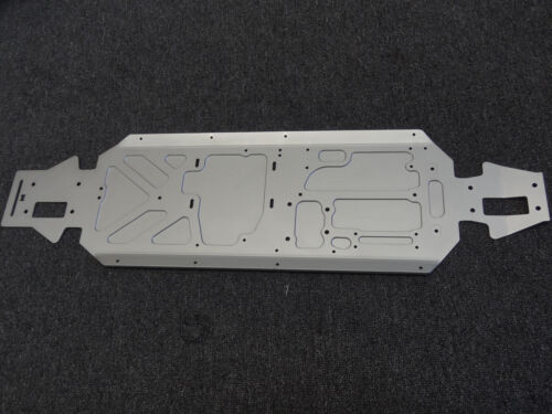 1:5 Rovan LT SC Truck HD Aluminum Main Frame Chassis For LOSI 5IVE-T KM X2