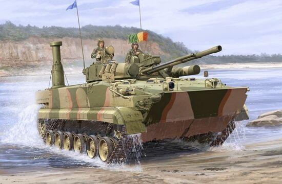 BMP-3 In South Korea Service 1 35 Plastic Model Kit TRUMPETER