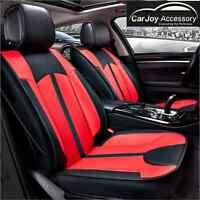 Red Black Leather Car Seat Cover Bmw 3 Series 320i 5 Series X1 X3 320i 118i E43