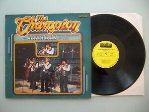 Acker-Bilk-And-His-Paramount-Jazz-Band-The-Champion-D-039-81-LP-Vinyl-vg