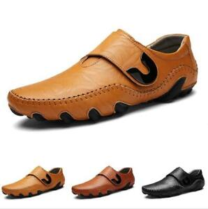 Men-039-s-Pumps-Breathable-Flats-Soft-Slip-on-Leisure-Casual-Driving-Moccasin-Shoes