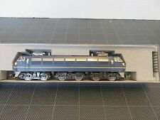 KATO Electric Locomotive 3004 M Type EF66 Blue N Scale Model Train T159