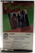Grass Roots The Best Of The Grass Roots Cassette Tape CS-3621