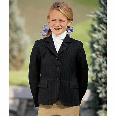 Eous Ladies Womens English Horse Riding Show Jacket Hunt Coat Sz 4 6 8 12 14 16