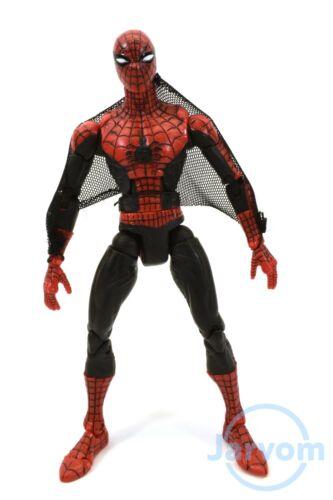 """Marvel Legends 6/"""" Inch Toybiz Sentinel BAF Wave Spider-Man Loose Complete"""