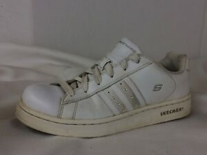 skechers 21707 classic sneaker white casual shoes womens 9