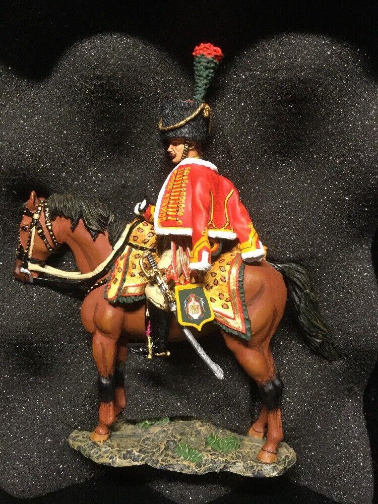 El rey kcs072 y un oficial Cheval (retirado) de de de chassel (Francia) 2b2