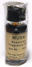 MUSK Essential Oil Fragrance India Aroma Oils 10 ml WHOLESALE ~ free ship
