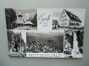 Ansichtskarte-Hotzenwald-Albert-Schweizer-Haus-1969