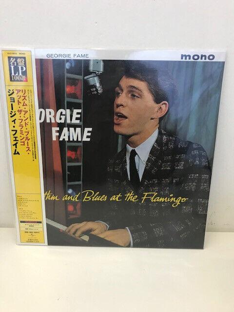 Georgie Fame Rhythm And Blues At The Flamingo Import UIJY-9043 Ltd Ed 200 Gram