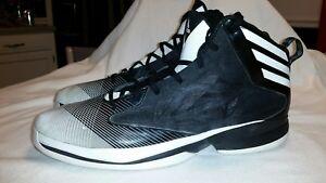 Adidas Sprint Web Basketball Shoes APE 779001 Men s US Size 17 Black ... 362e2f5a8