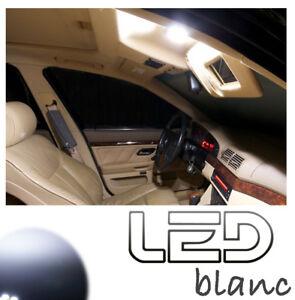 Toyota-RAV4-4-2-Ampoules-LED-blanc-Eclairage-miroirs-courtoisie-pare-soleils