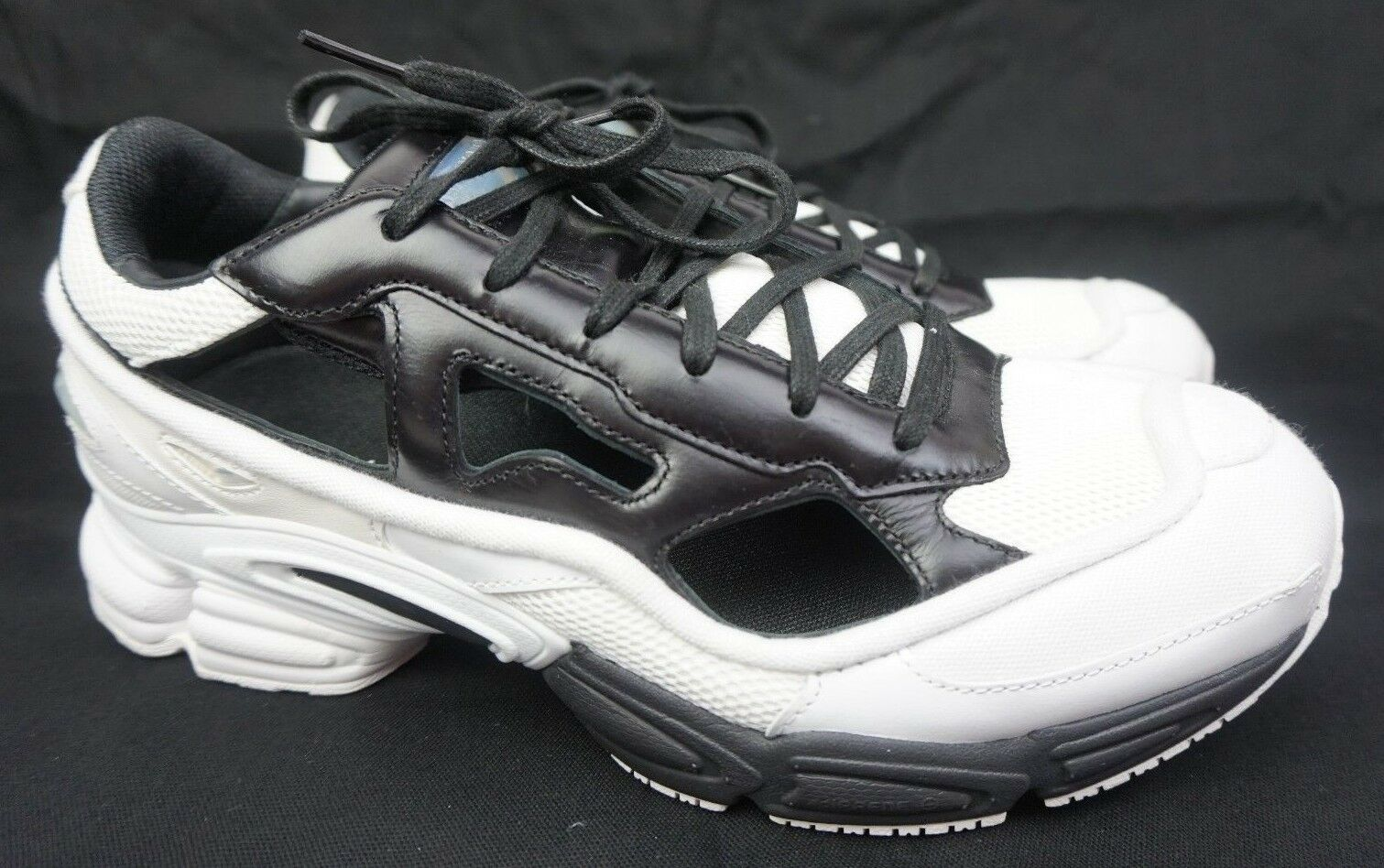 Adidas x Raf Simons Men's Replicant Ozweego Trainer Sneakers White Shoes Size 10