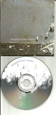 MASSIVE ATTACK Pieces RARE MIX & SAMPLER PROMO CD 5TRX Butterfly Caught RJD2 MIX