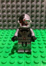 New Lego DC Comics Super Heroes Cyborg Minifigure from 76028