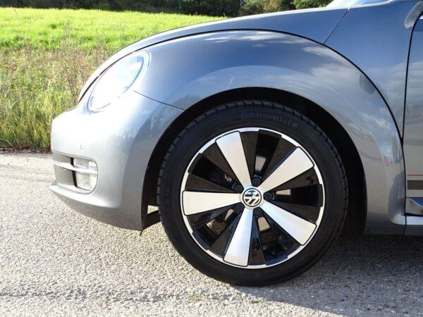 VW The Beetle 1,4 TSi 150 Sport Cabriolet DSG - billede 3