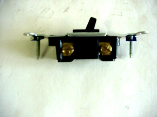 Walker WV57240 Ivory single pole switch /& box for WV500 Raceway