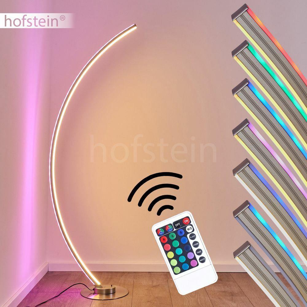 Lampadaire LED Design Changeur de Farbe Lampe de corridor Éclairage de salon