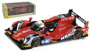 Spark S4659 Oreca 05-Nissan Thiriet Par Tds Racing n ° 46 Le Mans 2015 au 1/43 9580006946591