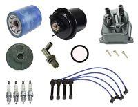 1996-2000 Honda Civic Cx Dx Lx Ex 1.6l Tune Up Kit (ngk V-power Plugs) on sale