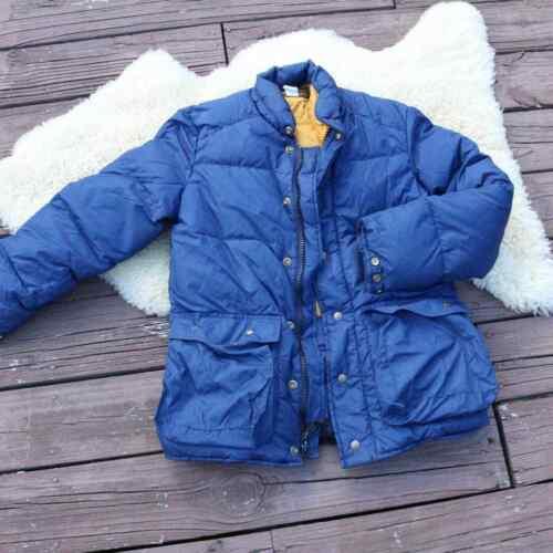 Vintage 1980s Eddie Bauer Puffer Coat