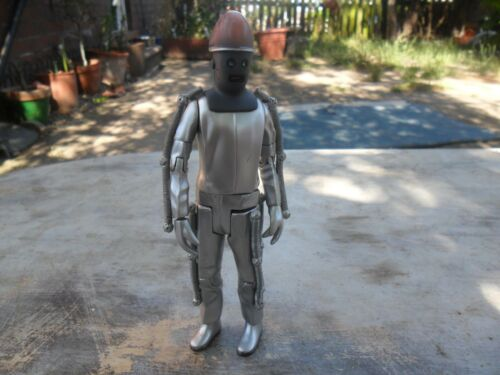 2nd DR Era tombe des Cybermen Dr Who//Doctor Who-Classic Cyber controller