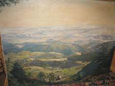GÜNTHER Max, *1934 Schlesische Landschaft - HAUPTWERK