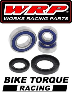 WRP Rear Wheel Bearing Kit Fits CBR600F4 FX-FY 1999-2000
