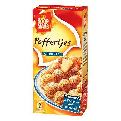 3 x Koopmans Poffertjes Mini - Pfannkuchen (€ 0,68 / 100g ) Backen Backmischung