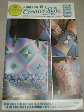 Amy Butler Ribbon Creative Suite - 7 sewing projects using ribbons