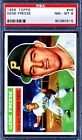 1956 TOPPS #46 GENE FREESE PITTSBURGH PIRATES PSA 8 NM-MT