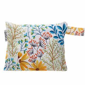 Small-Waterproof-Wet-Bag-with-Zip-19-x-16cm-Spring-Flowers-Design