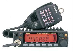 Alinco-DR-435T-440-MHz-Mobile-35-Watt-Ham-Radio-Mobile-Transceiver-Free-S-H