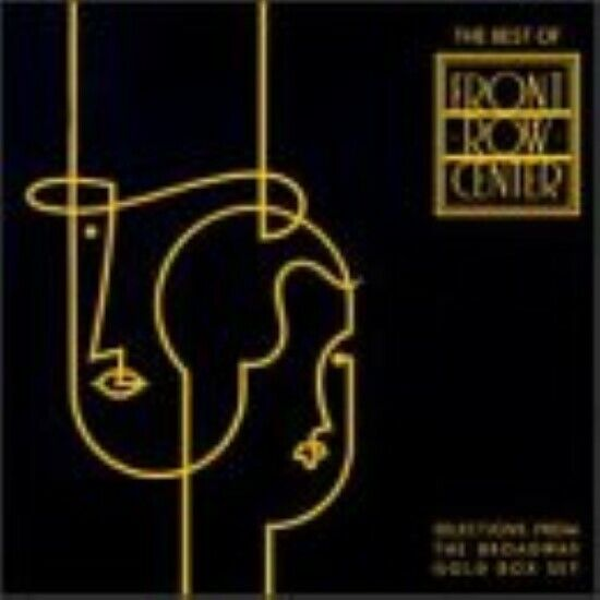 Best of Front Row Center: From Broadway Gold Box Set - Music CD - Pearl Bailey,B