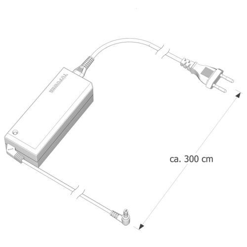 Alimentatore 020 per Samsung np-n220-ja04de n220-jp01de n220-jp01ua 19v 2,1a 40w