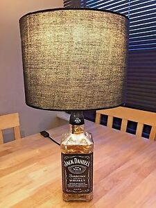 Jack daniels lamp table lamp 1 litre glass pebble fill up scaled image is loading jack daniels lamp table lamp 1 litre glass aloadofball Images