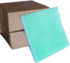 Paint Spray Booth Exhaust Filter 20x20x2 100case
