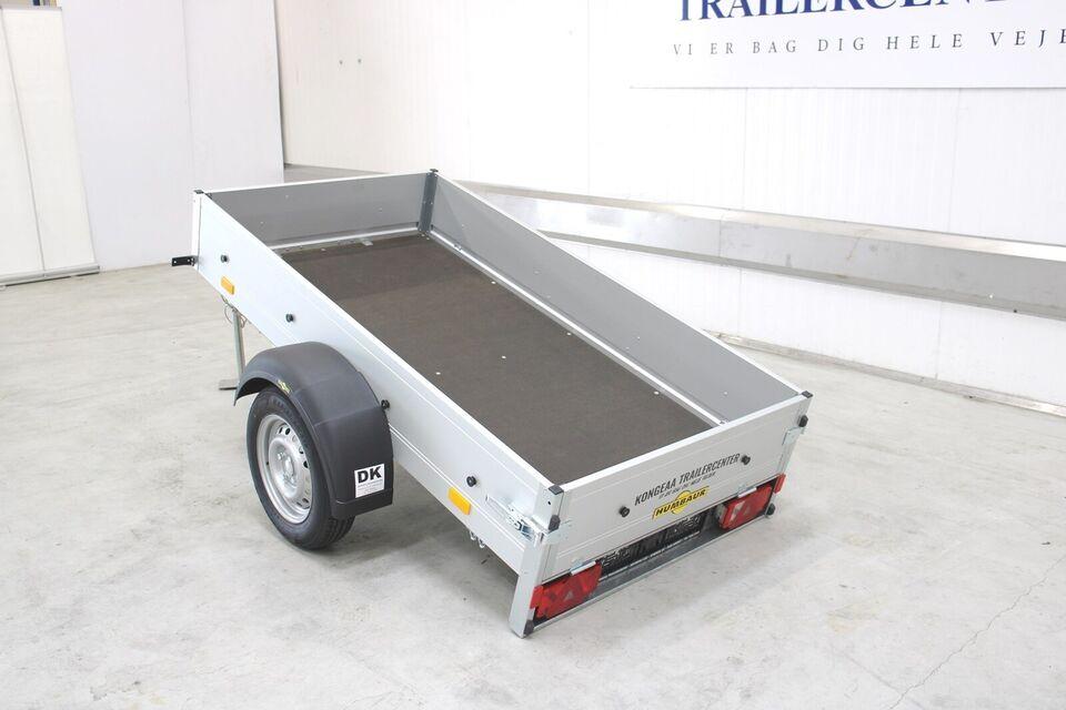 Trailer Humbaur Startrailer H 752010 DK - VIP, lastevne