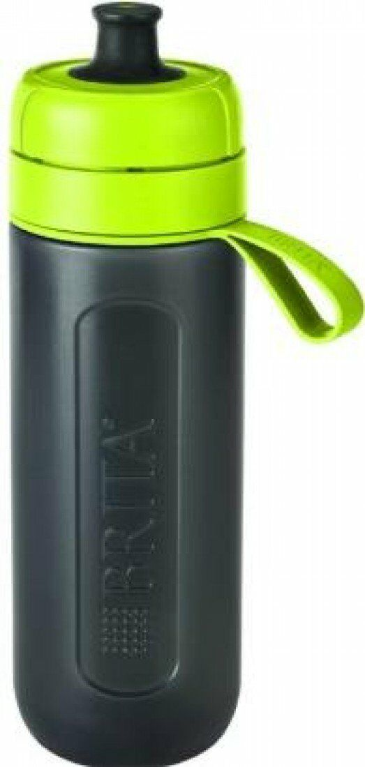 BRITA Filtration Fill&Go Active Sports Water Filtration BRITA Bottle 0.6L with 1 MicroDisc Filter eab927