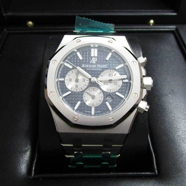 Audemars Piguet 26320st Oo 1220st 03 Royal Oak Automatic Watch Silver