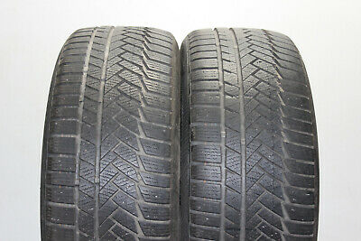 Continental WinterContact TS 850 P 225//40R18 92V Winter Tire