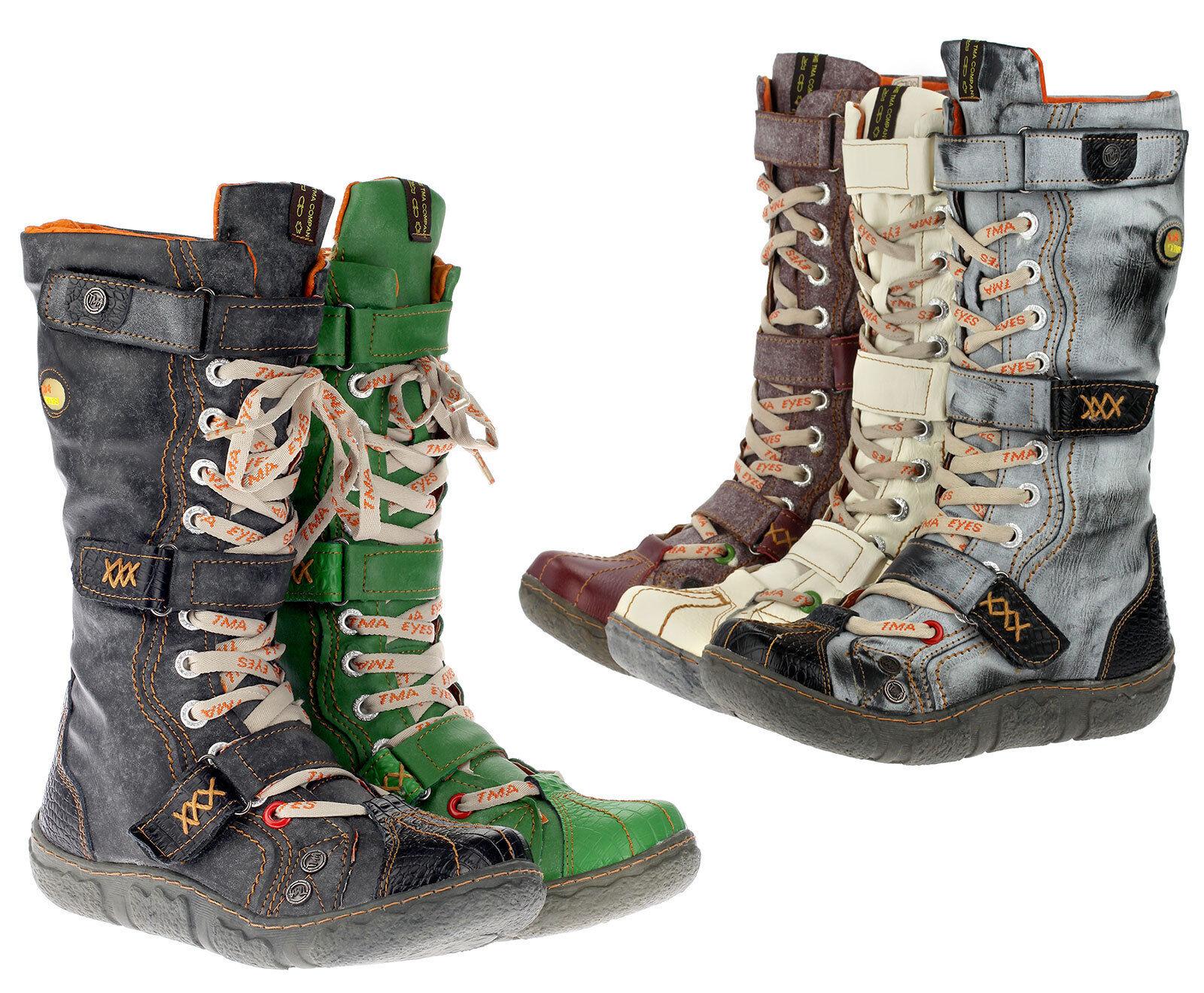 TMA señora botas botas de invierno botas de de de invierno Zapatos Comfort Vario-dad nuevo 7086  increíbles descuentos