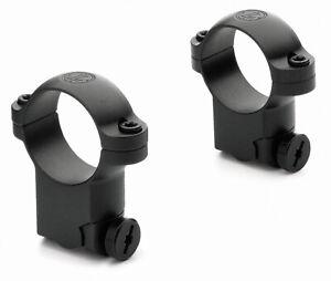 Leupold-49944-Ringmount-Set-fits-Ruger-M77-Super-High-1-034-Diameter-Matte-Black