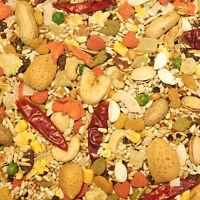 Higgins Safflower Gold Natural Parrot, Nuts,fruit Mix,1/2 Lb- 5 Lb Free Shipping