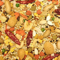 Higgins Safflower Gold Natural Parrot, Nuts,fruit Mix,1/2 Lb- 5 Lb Free Shipping