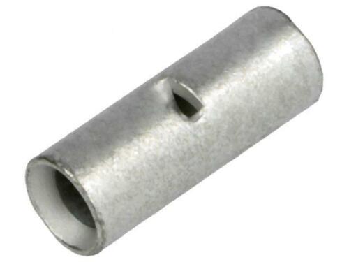 20x BM01360 Stoßverbinder unisoliert Kupfer 4-6mm2 verzinnt 6-4AWG BM 01360