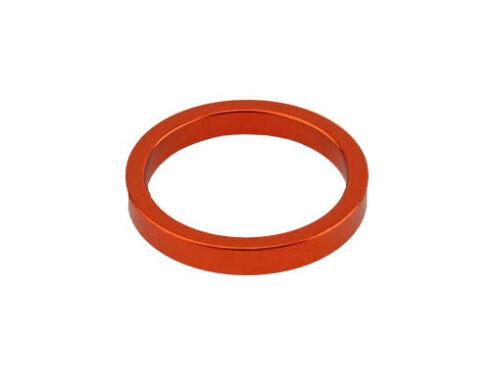 bike Headset Spacer 1-1//8 5mm Orange.Bicycle Headset Spacer Part 173759
