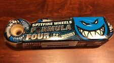 Spitfire Formula Four 52mm 99A Radials Skateboard Wheels Set of 4
