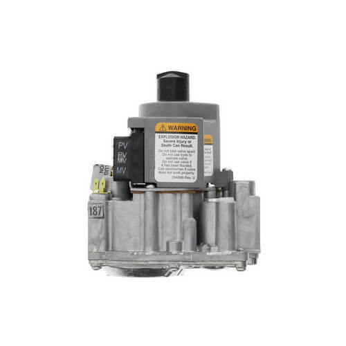 HONEYWELL Slow Opening Dual Direct Ignition//Intermittent Pilot Gas Valve
