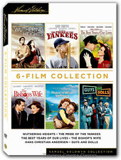 Wuthering Heights, The Best Years of Our Lives, The Bishop's Wife DVD New 6 more